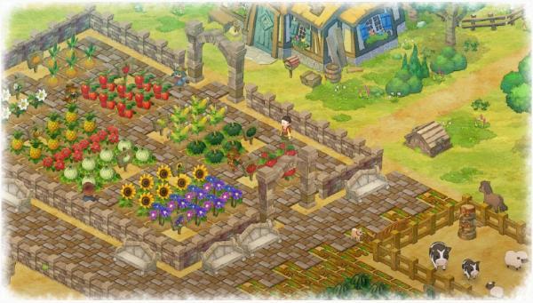 哆啦A梦大雄的牧场PC Steam什么时候发售-PC Steam发售日公布