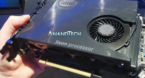 Intel推出PCIe卡模组化PC概念设计1张卡就是1组PC