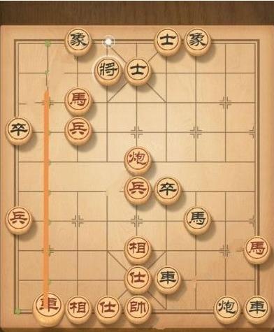 天天象棋残局挑战147关通关攻略[图文]
