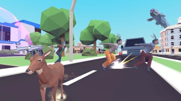 非常普通的鹿汉化版下载-非常普通的鹿手游免费下载