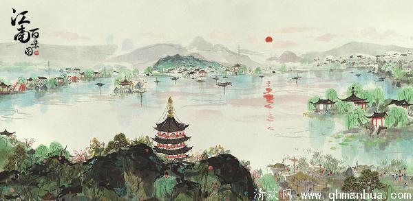江南百景图杭州派什么人物过去比较好
