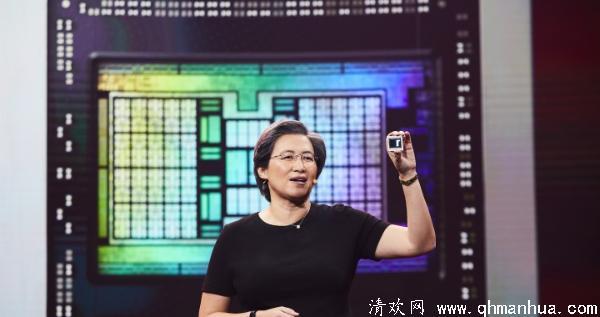 AMD发布Radeon RX 6000系列显示卡,目标打败RTX 3090