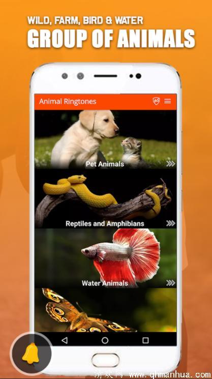 动物铃声app下载-动物铃声安卓手机软件下载 v1.3