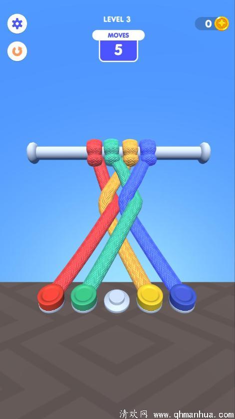纠结的绳索游戏下载-纠结的绳索中文版免费 v0.1.2