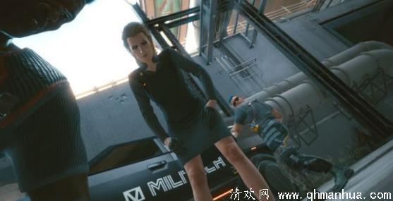 赛博朋克2077军用科技的芯片怎么处理