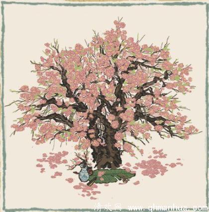 江南百景图桃花在哪个地图-桃花怎么获得