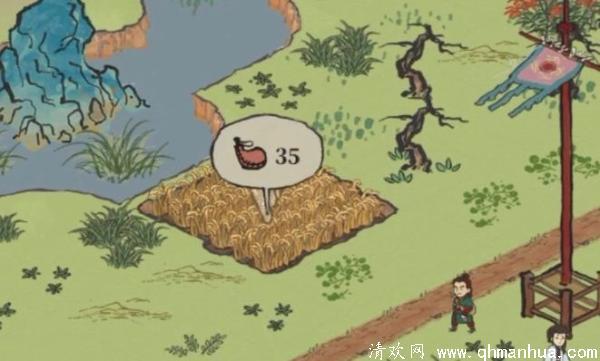 江南百景图水稻在哪个地图有-怎么获得
