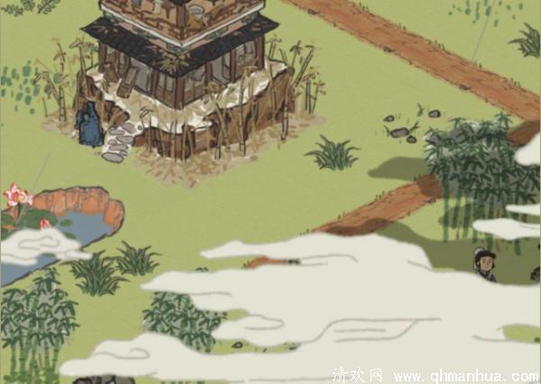 江南百景图竹叶在哪个地图-在哪里获得