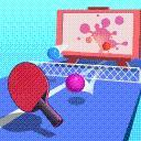 节奏乒乓球