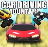 山地汽车驾驶模拟器:爬坡特技