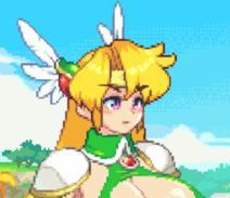 精灵战士少女Warrior Girl