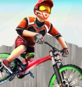 BMX男孩自行车特技骑士游戏
